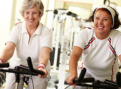 Over a quarter of US adults aged 50 years or more are inactive