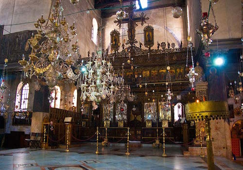 The Church Of The Nativity (Israel)