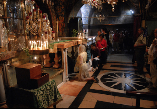 The Church Of The Holy Sepulchre (Israel)